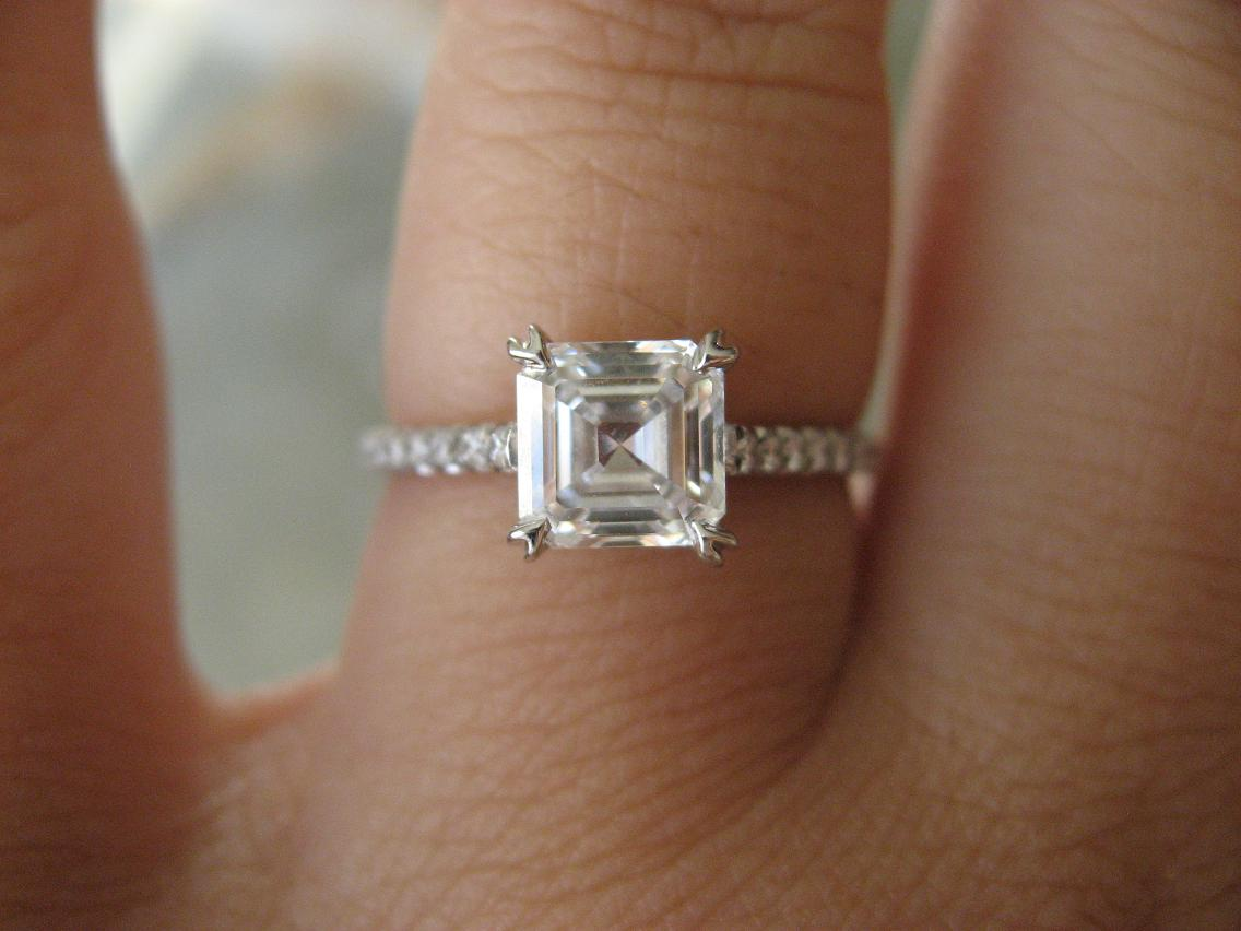 2 Carat Wedding Rings